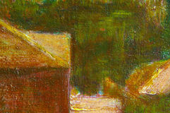 油漆横向背景 皇族释放例证