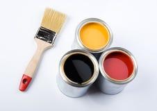 油漆 免版税图库摄影