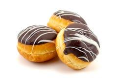 油炸圈饼 免版税库存图片