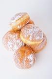 油炸圈饼 免版税图库摄影
