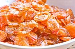 油煎的虾糖 免版税库存图片