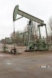 油田运算 库存图片