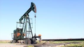 油田 股票视频