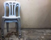 油腻的椅子 免版税图库摄影