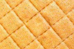 黄油蛋糕纹理  图库摄影