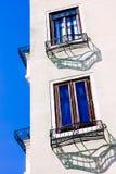 沿大运河的威尼斯建筑学 库存图片