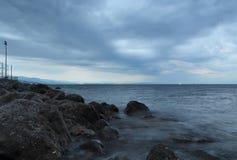 沿岸航行岩石 免版税库存图片