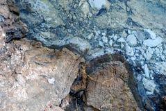 沿岸航行岩石 库存图片