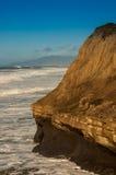 沿海卡利在12月 库存图片