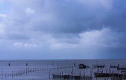 沿海渔业 免版税图库摄影