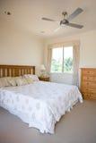 沿海的卧室 库存图片