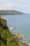沿海风景 库存图片