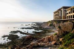沿海风景 免版税库存图片