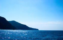 沿海 免版税图库摄影