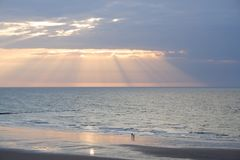 沿海scenes4 库存照片