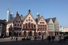 法兰克福德国历史主要 库存照片
