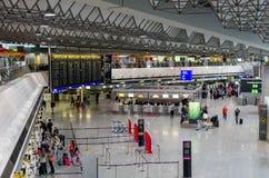 法兰克福机场 免版税图库摄影