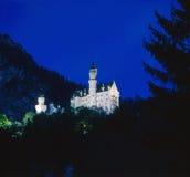巴法力亚城堡 库存照片