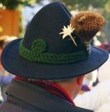 巴法力亚帽子 免版税库存图片