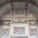 法国万神殿巴黎 免版税库存照片