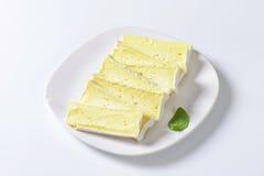 法国乳酪Carre de l'Est 免版税库存图片