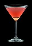 法国人马蒂尼鸡尾酒鸡尾酒 库存照片