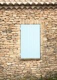 法国关闭了视窗 免版税库存照片