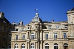 法国参议院 图库摄影