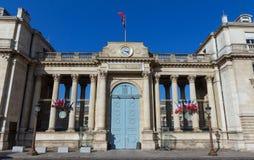 法国国民大会,巴黎,法国 免版税库存照片