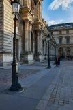 03法国天窗巴黎 免版税库存照片