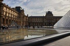 03法国天窗巴黎 库存图片