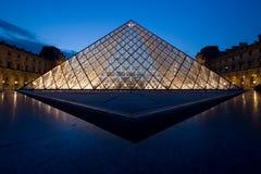 法国天窗巴黎 库存照片