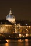 法国学院 免版税图库摄影