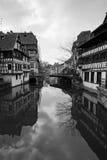 法国小的史特拉斯堡 免版税图库摄影