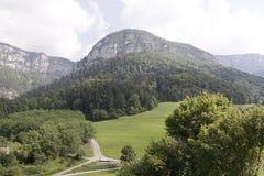 法国山 库存图片
