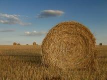 法国干草堆 免版税库存图片