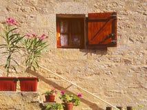 法国房子 免版税库存照片