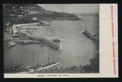 法国港口 库存照片