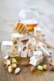 法国牛乳糖 库存图片