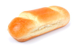 法国牛奶面包 免版税图库摄影