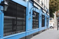 法国生活方式 免版税库存图片