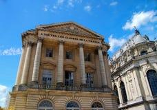 法国的历史博物馆在凡尔赛 免版税库存图片