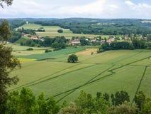法国的多尔多涅省 图库摄影