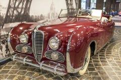 从法国的汽车1940年 库存照片