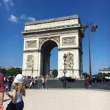 法国的门 免版税库存图片