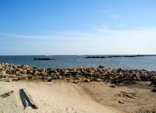 法国皇太子海岛 免版税库存照片