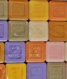 法国肥皂 库存照片
