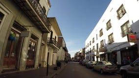 法国街区新奥尔良 影视素材