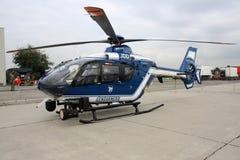法国警察用直升机 库存图片