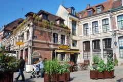 法国里尔 免版税库存图片